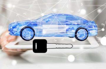 Telefon místo klíče do auta: Vozidla půjdou odemykat i startovat pomocí NFC