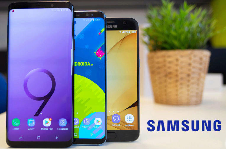 fototest samsung galaxy s7 galaxy S8 galaxy S9