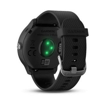 garmin vivoactive 3 music optic
