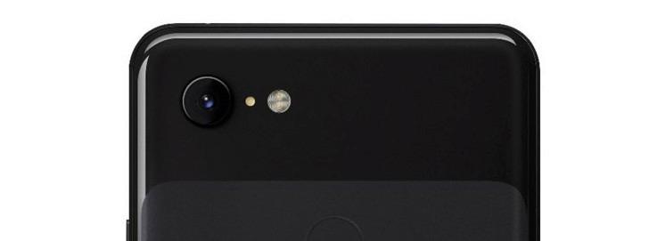 google pixel 3 fotoaparát