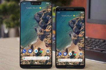 Google Pixel 3 se rýsuje: XL model s výřezem, existovat má i levná verze