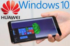 huawei telefony windows 10 cloud