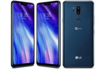 LG G7 ThinQ přichází na český trh: Cena zatím moc nepotěší