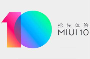 MIUI 10 přináší režim portrét i na telefony s jedním fotoaparátem