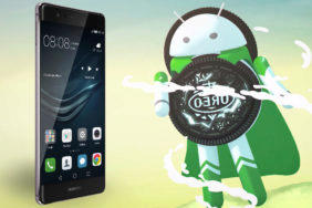 mobil huawei p9 android oreo