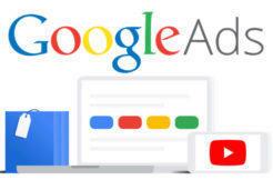 nastaveni reklam google