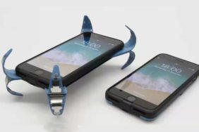 obal airbag telefon