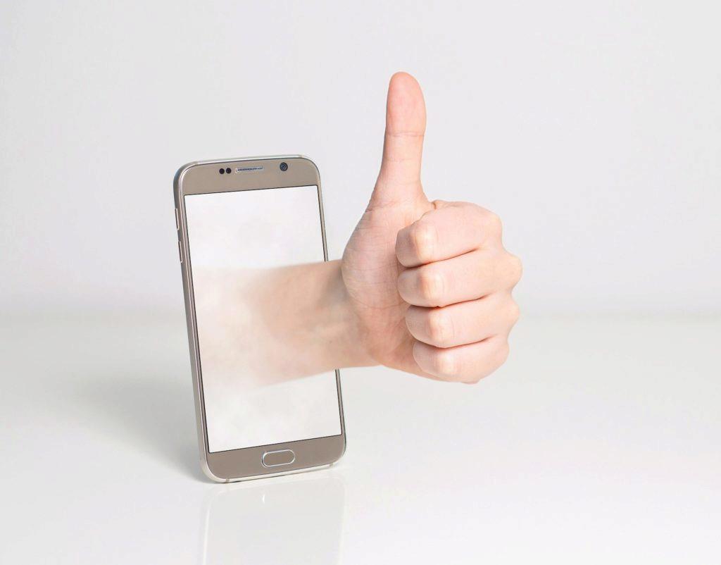 ovladani telefonu gesta android p miui emui