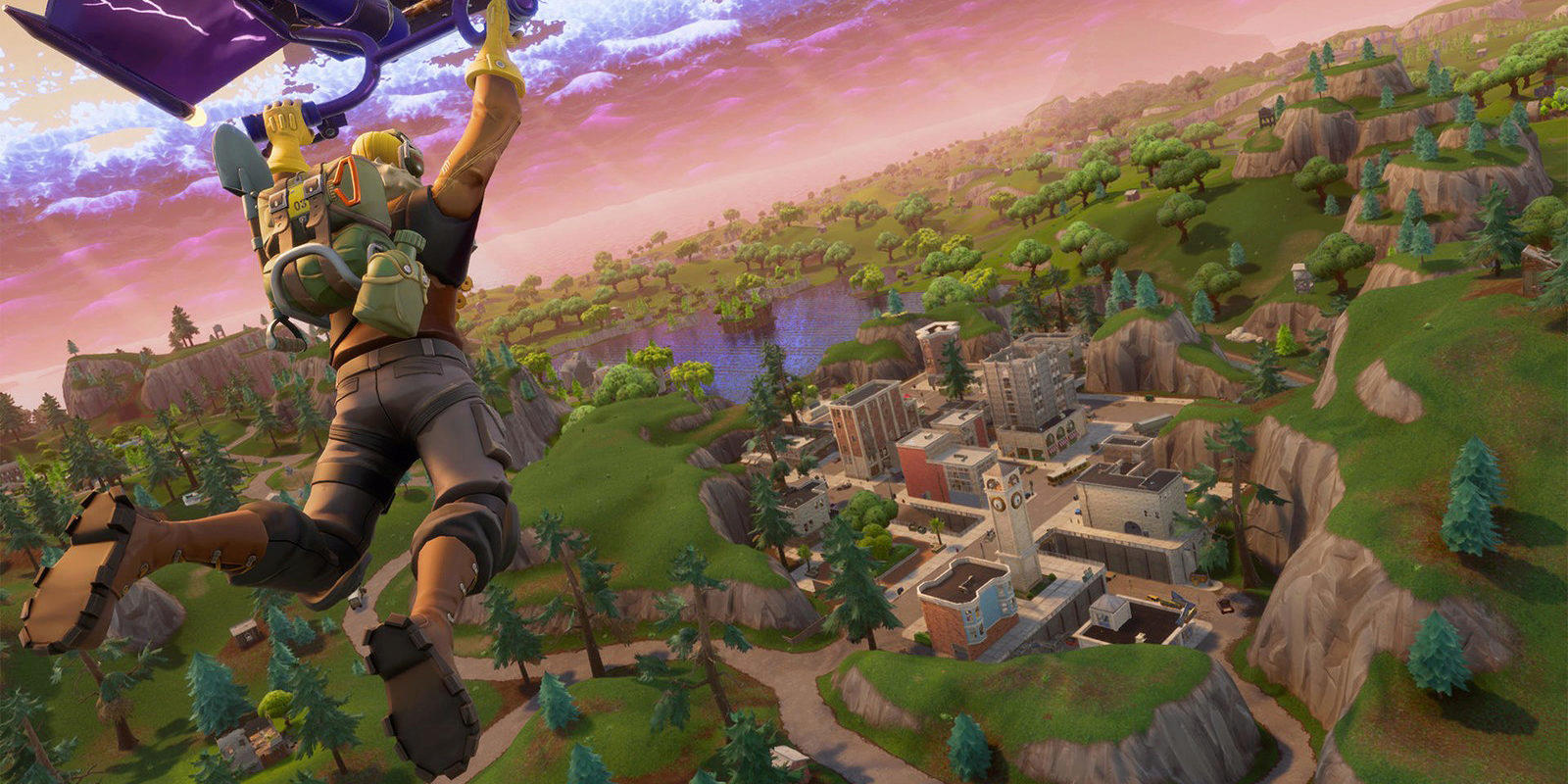 epic games fortnite android download