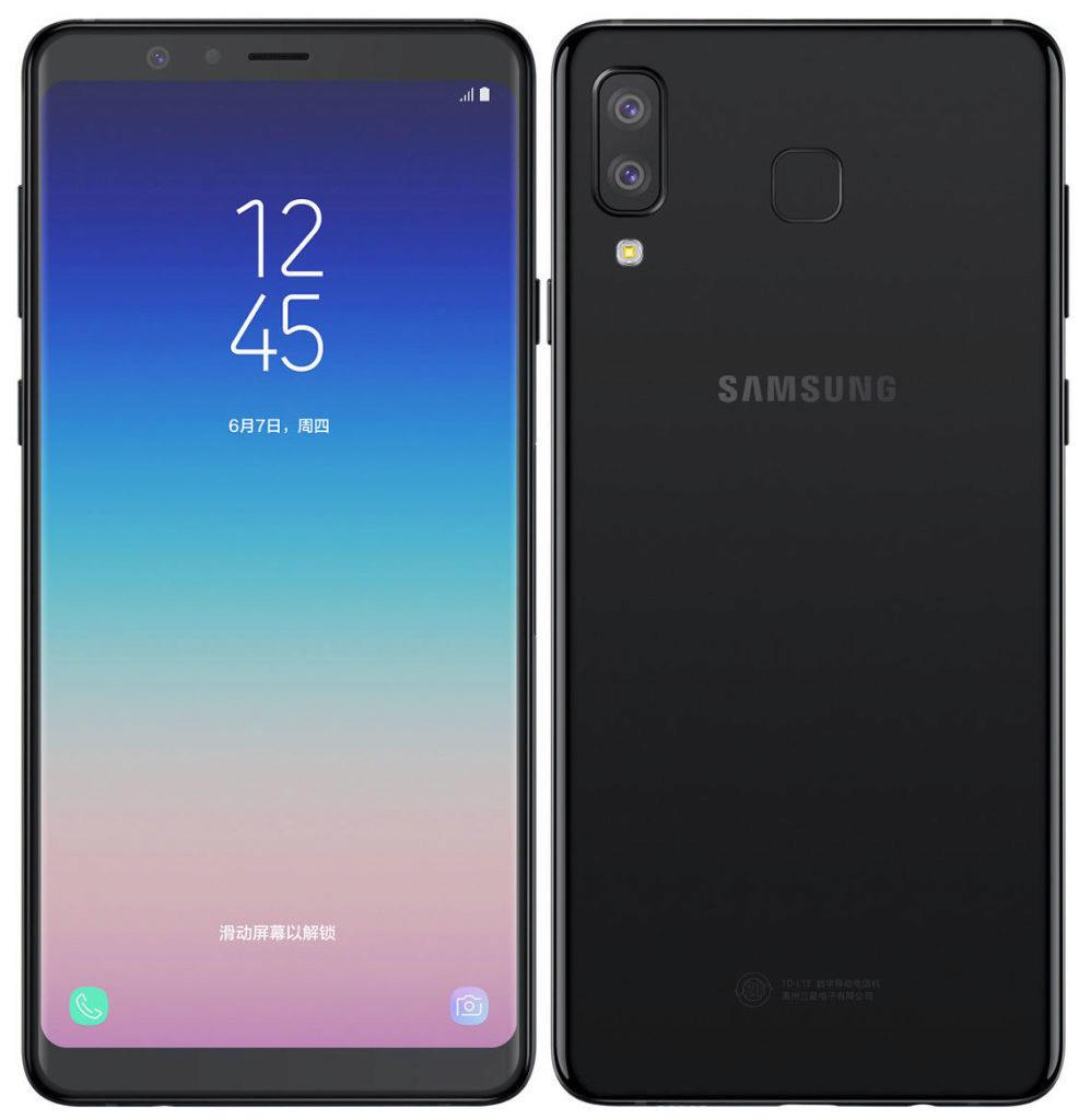 samsung galaxy a9 star telefon