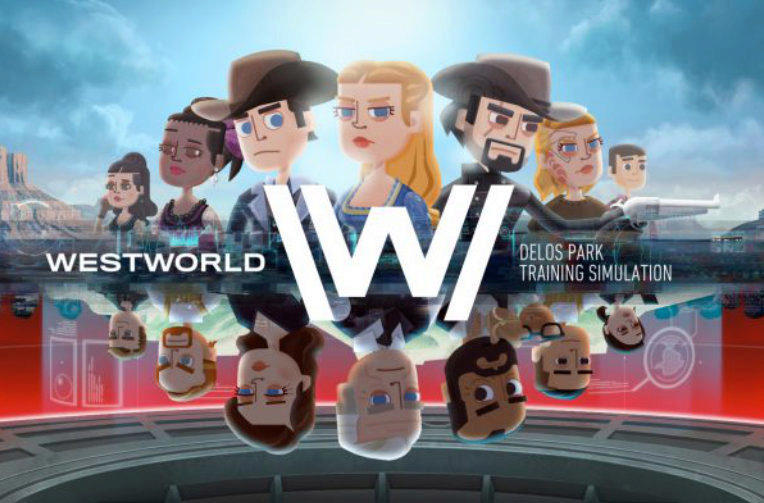 westworld android ios hra