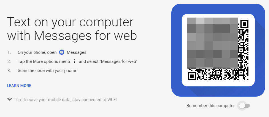 zpravy na webu google sms
