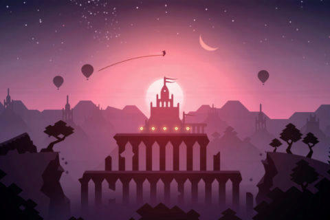Alto's Odyssey hra android