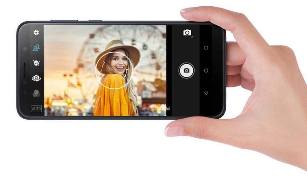 Asus Zenfone Max Pro (M1) fotoaparat