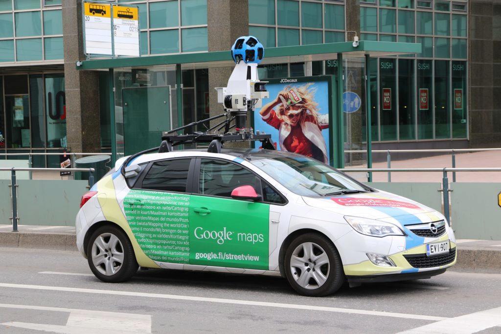Google Mapy tento rok opět uvidíme vozidla Google