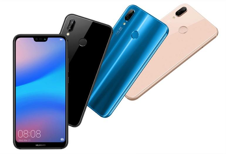 Huawei P20 lite barevné varianty