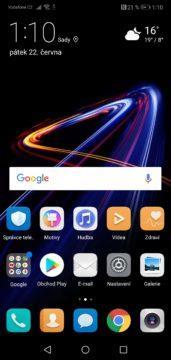 Huawei P20 lite launcher