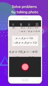 Math Calculator aplikace