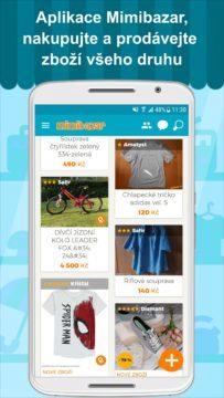 Aplikace Mimibazar