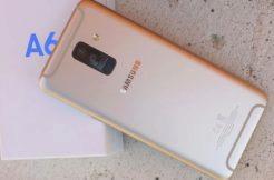 Samsung Galaxy A6 Plus recenze