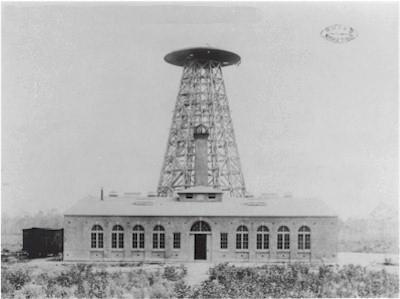 Teslova Wardenclyffská věž