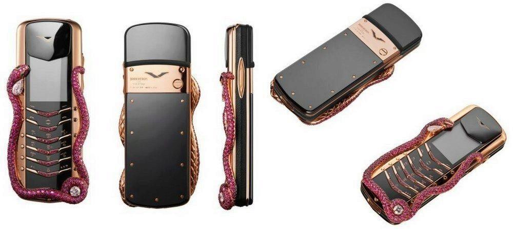 VErtu-Signature-Cobra-nejosklivejsi telefon