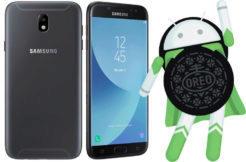 aktualizace android oreo odklada se pro galaxy j7 samsung