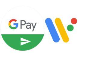 aktualizace wear os google pay
