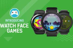 aplikace facer chytre hodinky hry