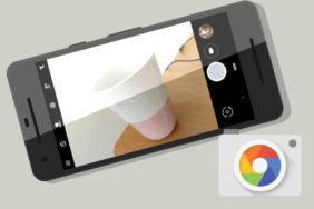 aplikace google camera nove funkce