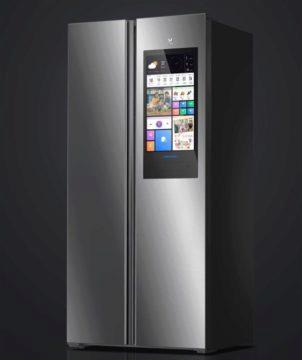 chytra lednice xiaomi yunmi