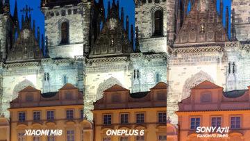 detail praha srovnani fototest xiaomi mi 8 vs sony a7ii vs oneplus 6