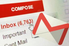 gmail problem cizi lide ctou emaily