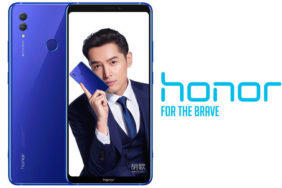 honor note 10 velky displej