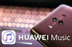 huawei music streamovaci sluzba