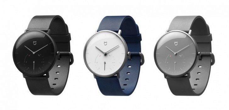 hybridni hodinky xiaomi mijia quartz