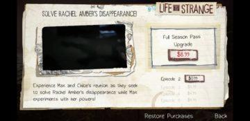 life is strange android cena