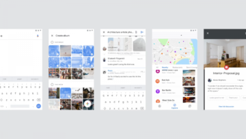 material design 2 android p google aplikace
