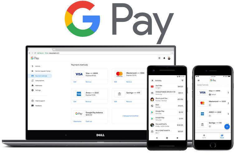 novinky v google pay