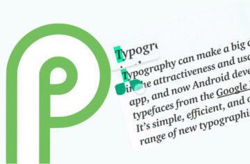Chystaný systém Android P přinese nový styl kopírování