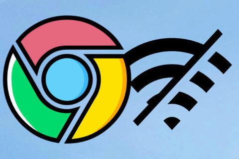 offline stahovani webove stranky google chrome