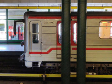 oneplus 6 fotografie metro