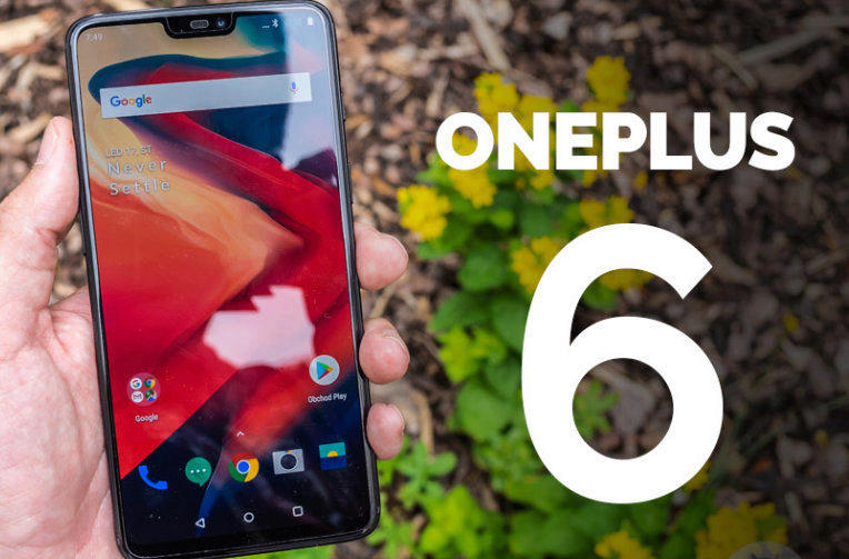 OnePlus 6 recenze: Nejrychlejší telefon za zajímavou cenu
