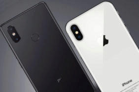 porovnani fotoaparatu apple iphone x vs. xiaomi mi 8