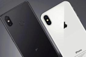 porovnani fotoaparatu apple iphone x vs. xiaomi mi 8