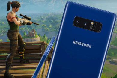 samsung galaxy note 9 fortnite odlozeni exkluzivita android