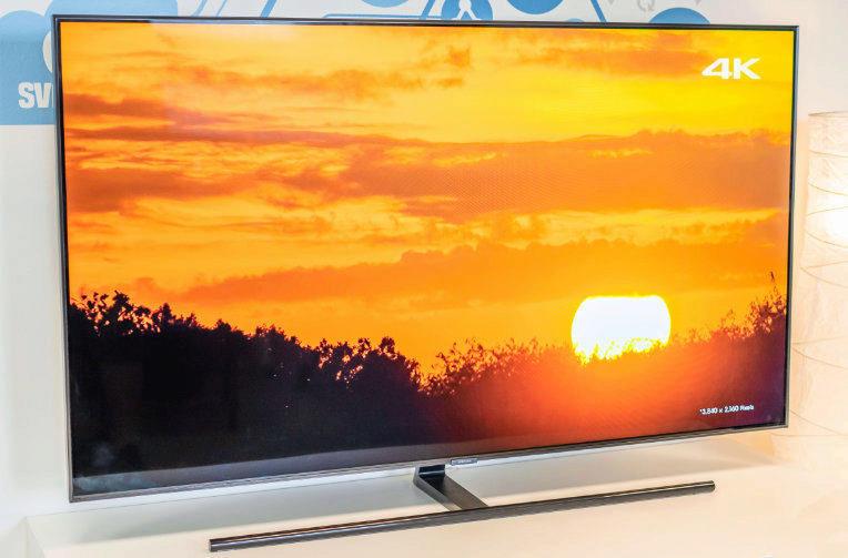 samsung qled Q9FN recenze tv