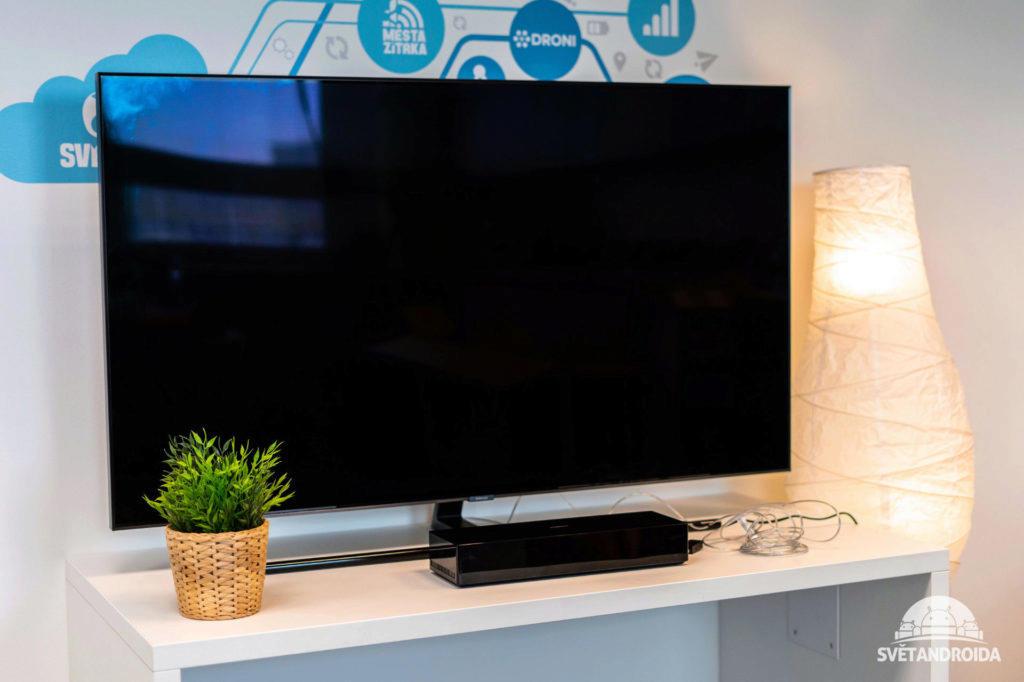 samsung qled televize design