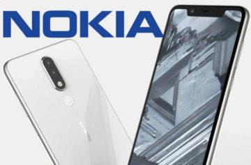 Novinka Nokia 5.1 Plus má hodně blízko k Nokia X6. Nechybí ani velký výřez