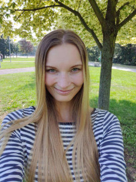 test selfie kamery oneplus 6
